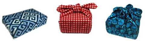 unique gift wrapping ideas furoshiki