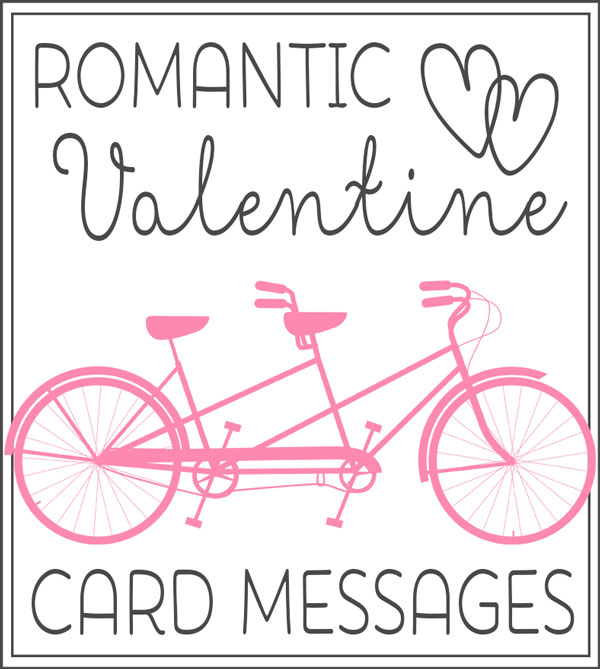 Best Valentine Card Sayings  Messages
