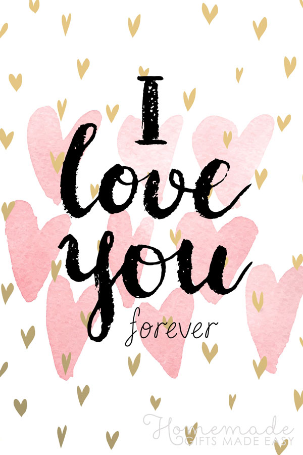 valentine day images i love you forever 600x900