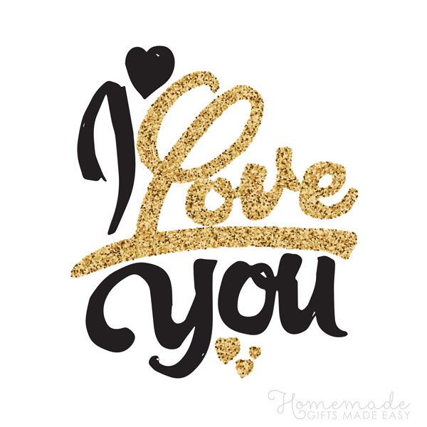 valentine day images i love you gitter 600x600