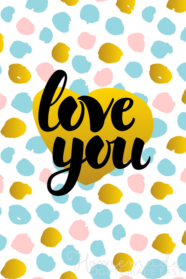 valentine day images love you spots 600x900