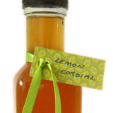 homemade food gifts cordial recipes