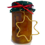 homemade gifts in a jar dried apricot jam recipe