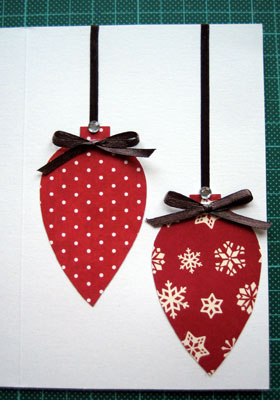 handmade christmas card ideas - Handmade Christmas Cards Ideas