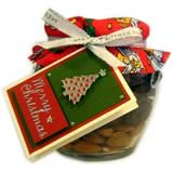 homemade gifts in a jar dates