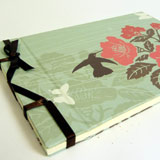 homemade valentine gifts - photo album book