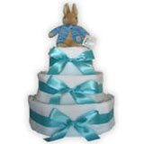 ohow to make diaper cakes