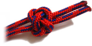 Lanyard Knot Tutorial (Easy!) a.k.a