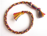 make a friendship bracelet finished thumb