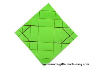 Origami octagonal Box With Lid instructions | Box + Lid | Origami ... | 240x320