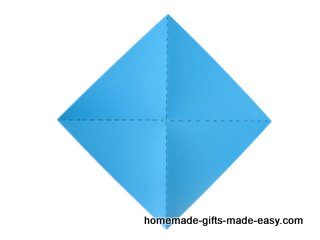 Origami Hinged Box Tutorial - Medium Size - Paper Kawaii | 240x320
