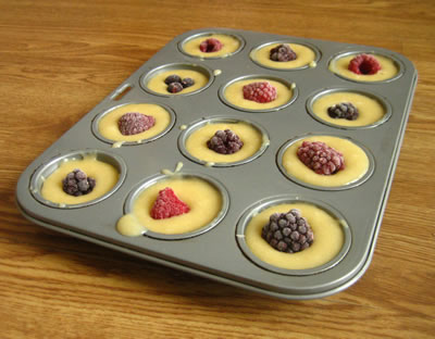 mini muffin recipe