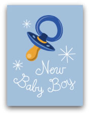 printable baby cards boy