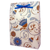 gift wrapping techniques gift bag template