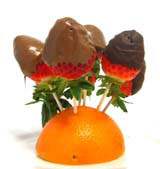 recipes for chocolate dipped strawberries