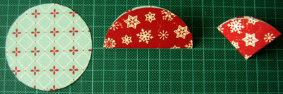 simple homemade christmas ornaments bauble step 3