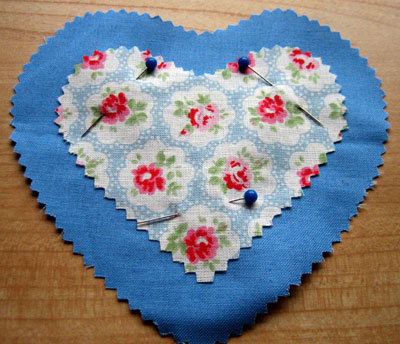 gifts to sew lavender heart 2