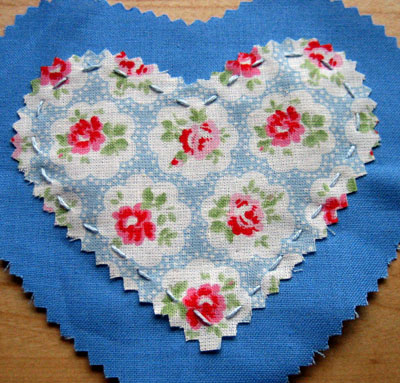 gifts to sew lavender heart 3