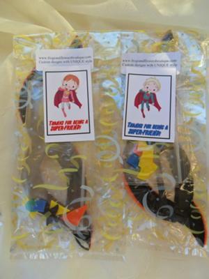 Kids Valentine Crafts: Super Hero Masks